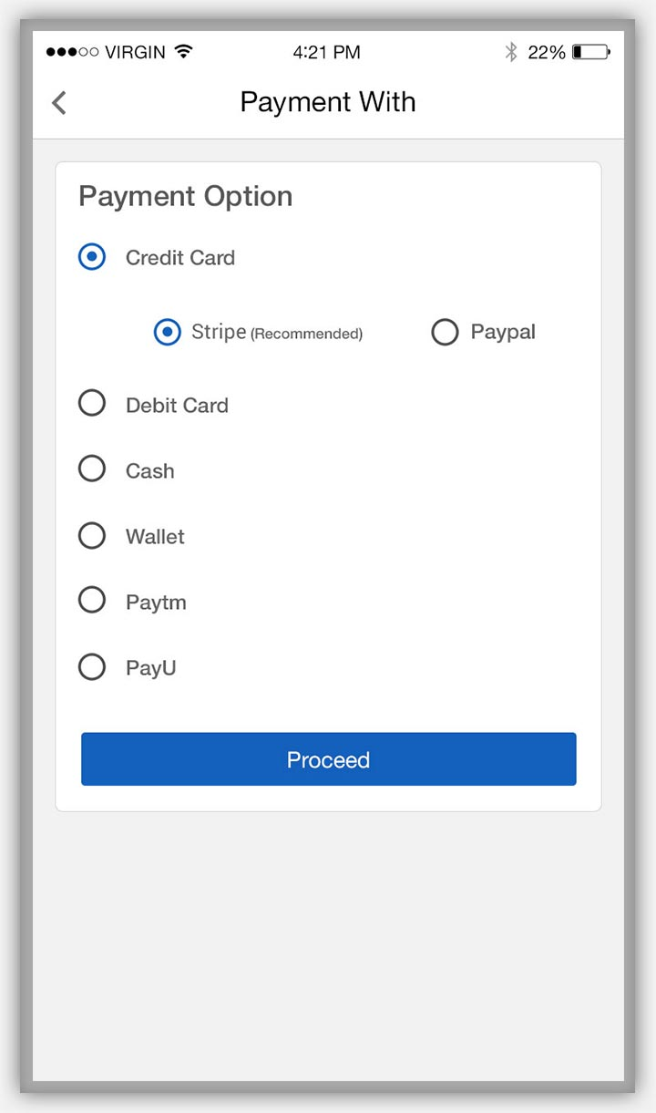 Payment mode image